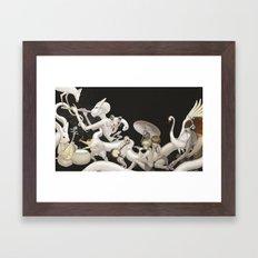 Matsuri (Festival) Framed Art Print
