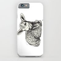 iPhone & iPod Case featuring Baby Animals - Lamb by Ursula Rodgers