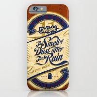 TARDIS Beer iPhone 6 Slim Case