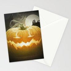 Pumpkin I. Stationery Cards