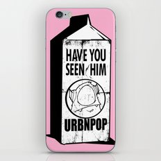 Have you seen him iPhone & iPod Skin