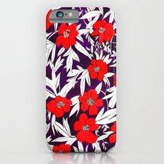 Royal Peony Slim Case iPhone 6s