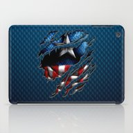 iPad Case featuring Vintage Classic Captain … by Greenlight8