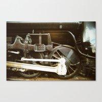 Running Gear Canvas Print