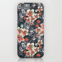 Exotic Floral iPhone 6 Slim Case