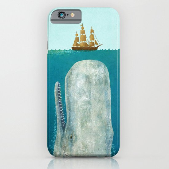 The Whale  iPhone & iPod Case