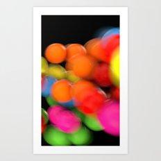 Motion Part 4 Art Print