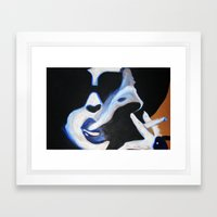 Marla Framed Art Print
