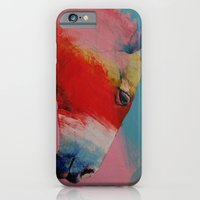 horse iPhone & iPod Cases featuring Horse by Michael Creese
