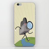towbytwo iPhone & iPod Skin