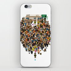 Super Breaking Bad iPhone & iPod Skin