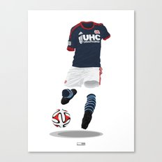 New England Revolution 2014-15 Canvas Print