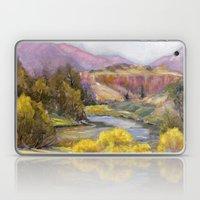 Ruby Mountain Laptop & iPad Skin