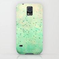 Birds IV Galaxy S5 Slim Case