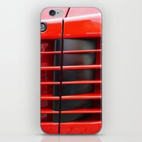 Ferrari Testarossa iPhone & iPod Skin