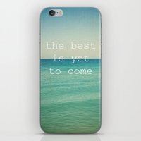 The Best (Waves) iPhone & iPod Skin