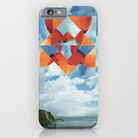 iPhone & iPod Case featuring Orange Sky by Raul Gil