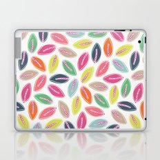 Bright Leaves Laptop & iPad Skin