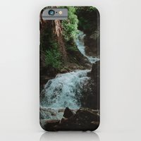 Alaska Waterfall iPhone 6 Slim Case