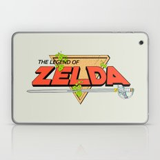 The Legend of Zelda Logo Laptop & iPad Skin