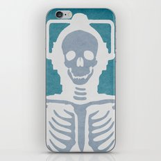 Cyberman iPhone & iPod Skin