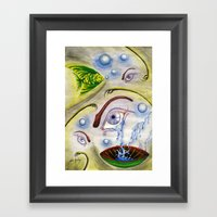 Don't Cry Anymore Framed Art Print