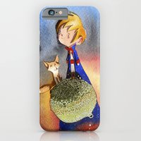 iPhone & iPod Case featuring Little Prince by Jose Luis Ocana