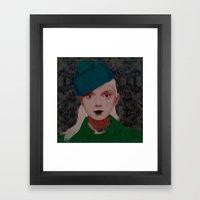 Noir Framed Art Print