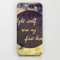 My First Love iPhone 6 Slim Case