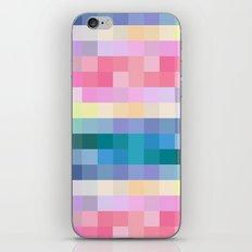 Color Pixels iPhone & iPod Skin