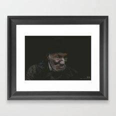 The Shepherd Framed Art Print