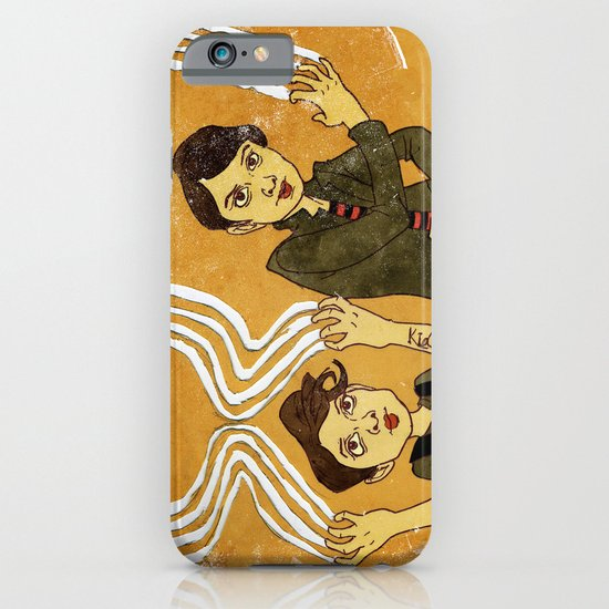 """Heartthrob"" by Dmitri Jackson iPhone & iPod Case"