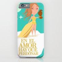 iPhone & iPod Case featuring En El Amor Hay Que Perdonar by Angelus