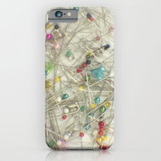 Pins and needles iPhone 6s Slim Case