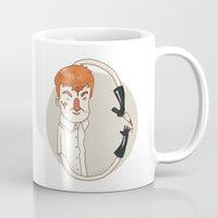 Dexter (Alphabet series TV) Mug
