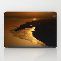 Golden Hour at the Prayag iPad Case