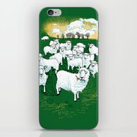 Hide & Sheep iPhone & iPod Skin