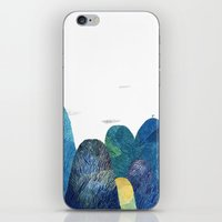 The Moutains Are Comming iPhone & iPod Skin