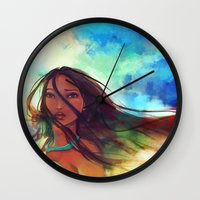 The Wind... Wall Clock