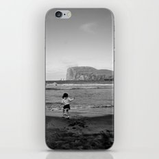 Dancing with the ocean iPhone & iPod Skin