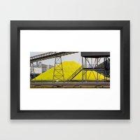 Chemical Framed Art Print