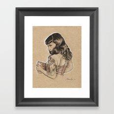 Anna Fur Laxis 2 Framed Art Print