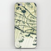 I can touch the sky iPhone & iPod Skin