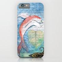 Fish Of Far-Sightedness iPhone 6 Slim Case