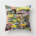 Vivita Spa KOMIX #1 Throw Pillow