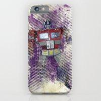 G1 - Optimus Prime iPhone 6 Slim Case
