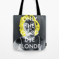 Blondie Tote Bag