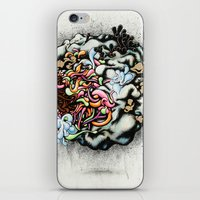 Isolating The Collective… iPhone & iPod Skin