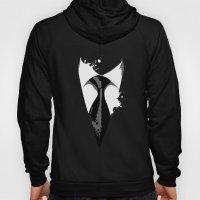 Suit & Tie Hoody