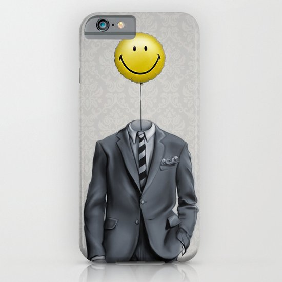 Mr. Smiley :) iPhone & iPod Case